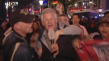 RTL Nieuws Groot feest op het Leidseplein