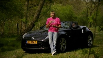 RTL Autowereld Cabriospecial: Nissan 370Z Roadster