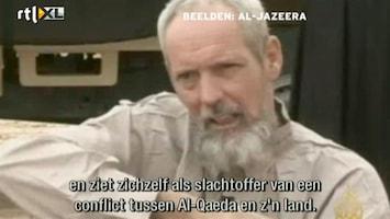 RTL Nieuws Nieuwe video van in Mali ontvoerde Nederlander