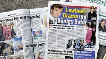 RTL Nieuws Het ongeluk van Friso en wat er volgde