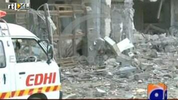 RTL Nieuws Zeker acht doden bij aanslag Pakistan