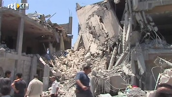 RTL Nieuws NAVO geeft burgerdoden in Libië toe