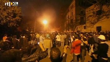 RTL Nieuws Geweld bij demonstraties Egypte