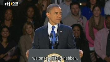 RTL Nieuws Obama: Het beste moet nog komen