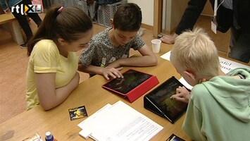 RTL Nieuws Leerlingen kiezen beste onderwijsapps
