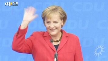 RTL Boulevard De Wederopstanding van Angela Merkel
