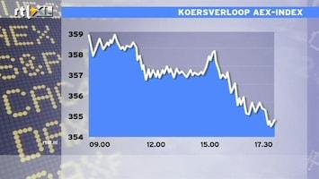RTL Z Nieuws 17:30: AEX op 0 voor 2011: een Grieks drama