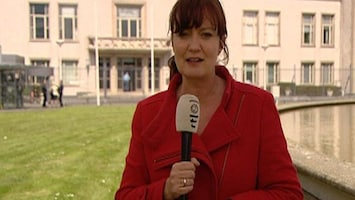 RTL Nieuws Mladic zwijgt op eerste zittingsdag