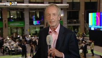 RTL Nieuws Jos Heymans over EU-top Griekenland
