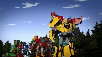 Transformers Robots In Disguise - Afl. 12