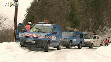 RTL Nieuws Nederlanders vast in Alpensneeuw
