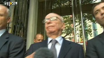 RTL Nieuws Murdoch diep door het stof