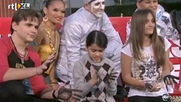 RTL Boulevard Kinderen Michael Jackson brengen eerbetoon