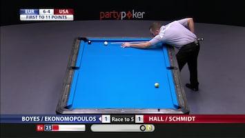 Pool: Mosconi Cup Afl. 3