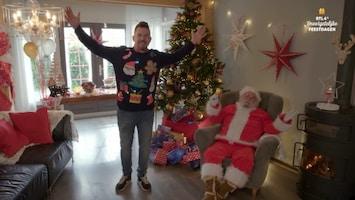 Rtl 4's Onvergetelijke Feestdagen - Johnny De Mol Brengt Huis Van Pleegkinderen In Kerstsfeer