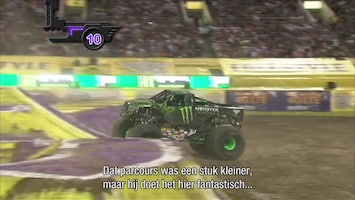 Monster Jam - Afl. 9