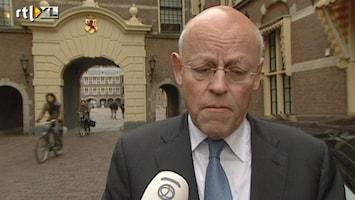 RTL Nieuws Rosenthal teleurgesteld over Suriname