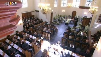 RTL Nieuws Beelden begrafenis prins Friso