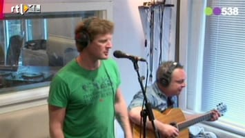 Radio 538 Racoon - Took A Hit (Live bij Evers Staat Op)