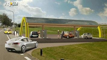 RTL Nieuws Landelijke dekking oplaadstations elektrische auto's