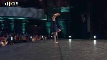 So You Think You Can Dance - Verspeelt Niki Haar Kans?