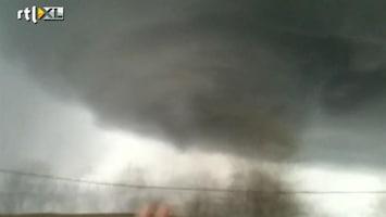 RTL Nieuws Tornado's verwoesten Midwesten VS