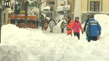 RTL Nieuws Vast op de wintersport