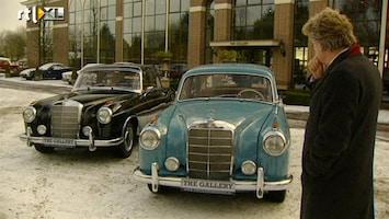 RTL Autowereld Nico's klassieker: Mercedes