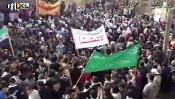 RTL Nieuws Syrische ambassade Egypte bestormd