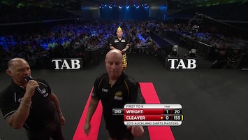 Rtl 7 Darts: World Series Of Darts - Auckland Darts Masters