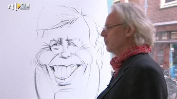 Editie NL Willem-Alexander op het doek