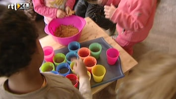 RTL Nieuws Minder werken vanwege dure kinderopvang