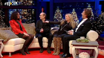 All You Need Is Love Kerstspecial Ellen en Robert na 40 jaar samen