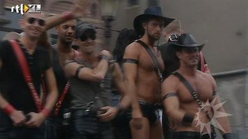 RTL Boulevard Gay Pride Zero Tolerance