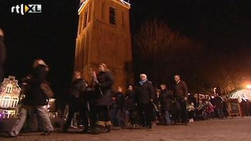 RTL Nieuws Stille tocht aanklacht tegen pesten