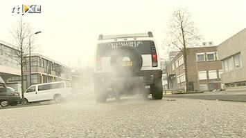 RTL Nieuws Duurder parkeren vervuilers van de baan