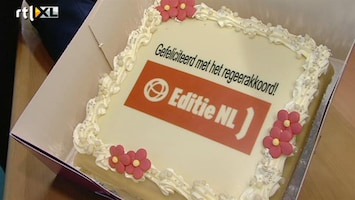 Editie NL Wie wint het akkoord?