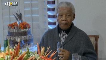 RTL Nieuws Mandela weer uit het ziekenhuis