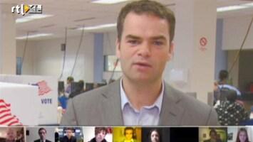 RTL Nieuws Maandag 5 November Live praten met Erik Mouthaan