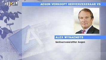 RTL Z Nieuws Aegon-ceo: geen verkoop van VS-activiteiten