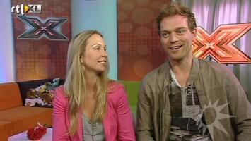 RTL Boulevard Shirley en Pyke zijn verliefd