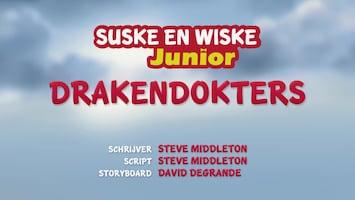 Suske En Wiske Junior - Drakendokters