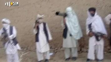 RTL Nieuws Taliban gaat onderhandelen over vrede