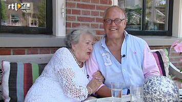 RTL Boulevard Joop Braakhekke en zijn hoogbejaarde moeder