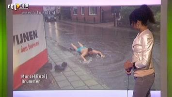 RTL Weer Buienradar Update 20 juni 2013 16:00 uur