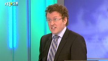 RTL Nieuws Alle partijen blijven zitten met begrotingstekort