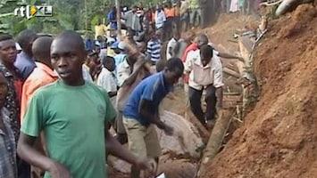 RTL Nieuws Honderden vermisten na modderstromen in Oeganda