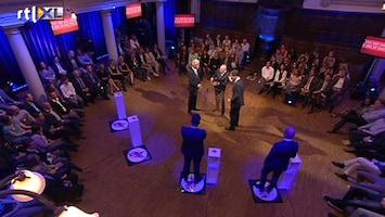 RTL Nieuws Felle toon in premiersdebat