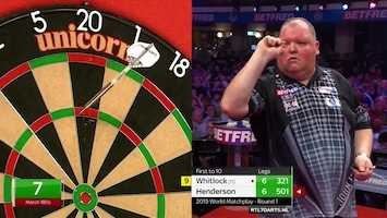 RTL 7 Darts: World Matchplay Afl. 4