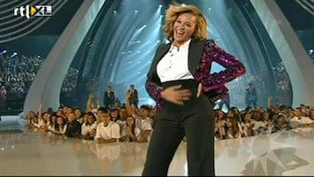 RTL Boulevard Uitreiking VMA Awards in Los Angeles